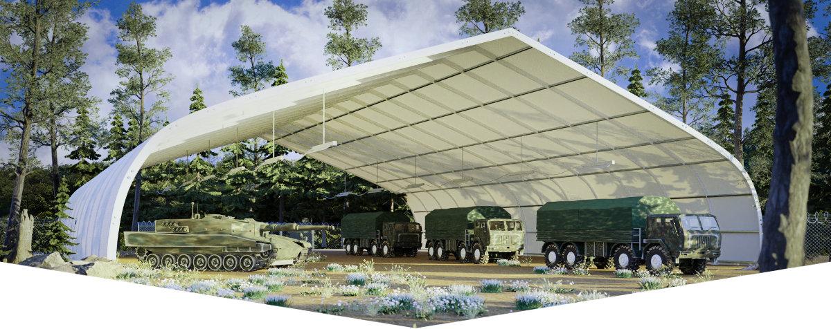Hangar militar